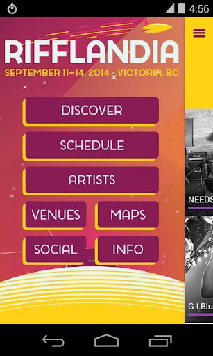 Rifflandia Festival 2014