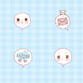 CUKI Theme speech bubble icon