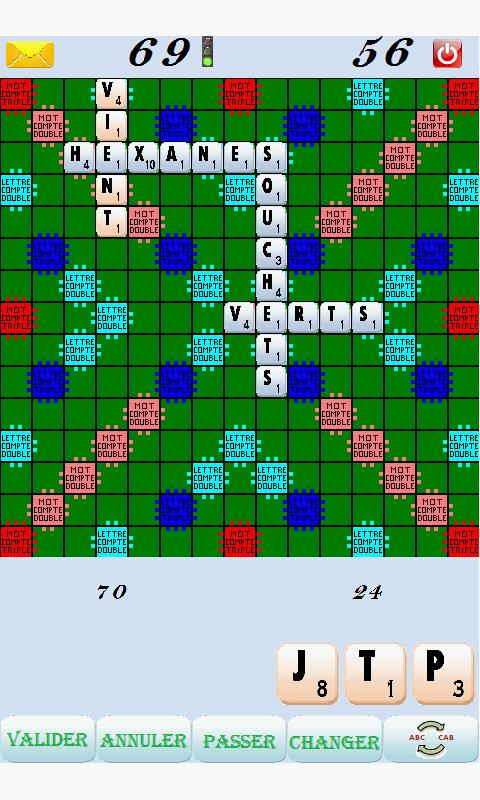 Scrabble LeopardSoft - screenshot
