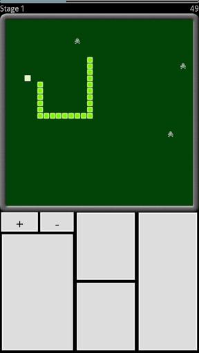 古典的なヘビゲーム