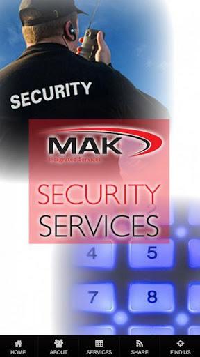 MAK Security