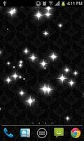 Screenshot of Glitter Star Live Wallpaper