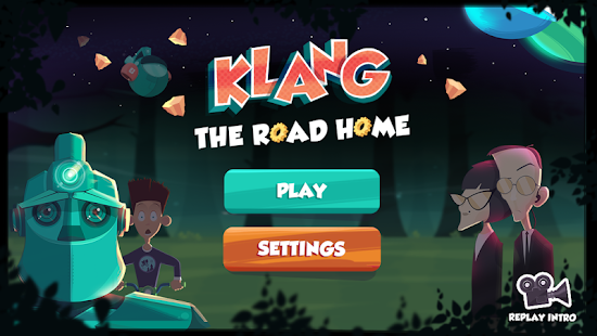 KLANG: The Road Home- screenshot thumbnail