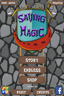 Saving Magic- screenshot thumbnail