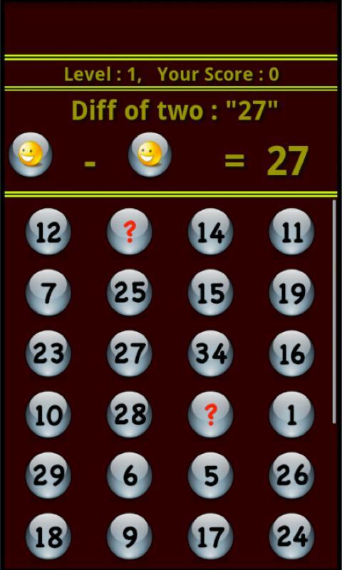 Numbers Lovers- screenshot