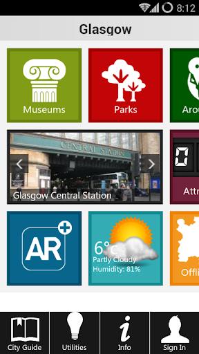 Glasgow Travel - Pangea Guides