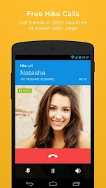 hike messenger Screenshot 2