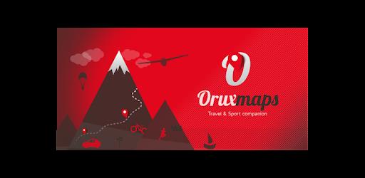 cartes pour oruxmaps