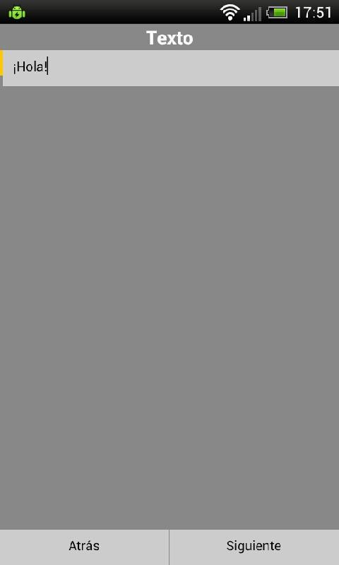 QRgenerator- screenshot
