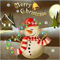 Snowman Wallpaper icon
