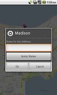 Location Saver- screenshot thumbnail