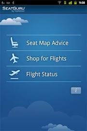 SeatGuru: Maps+Flights+Tracker Screenshot 8