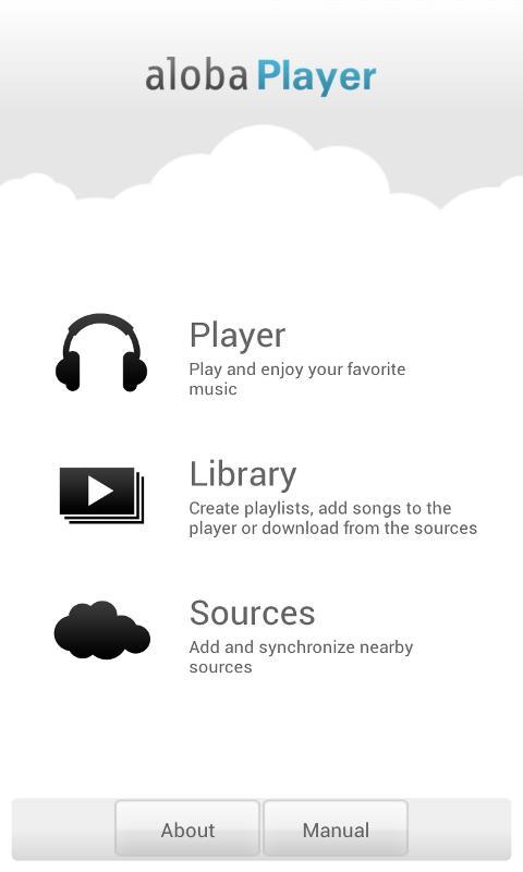 aloba Player- screenshot