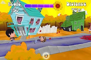 Screenshot of Flower Warfare: The Game