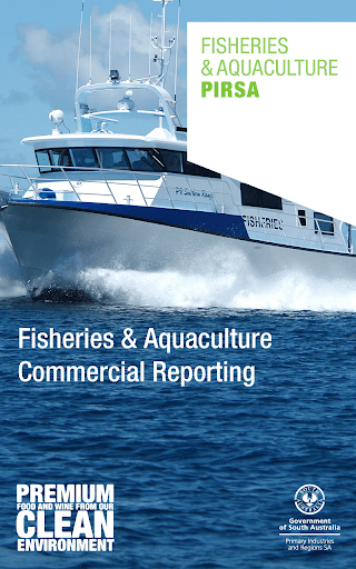 SA Commercial Fishing Reports
