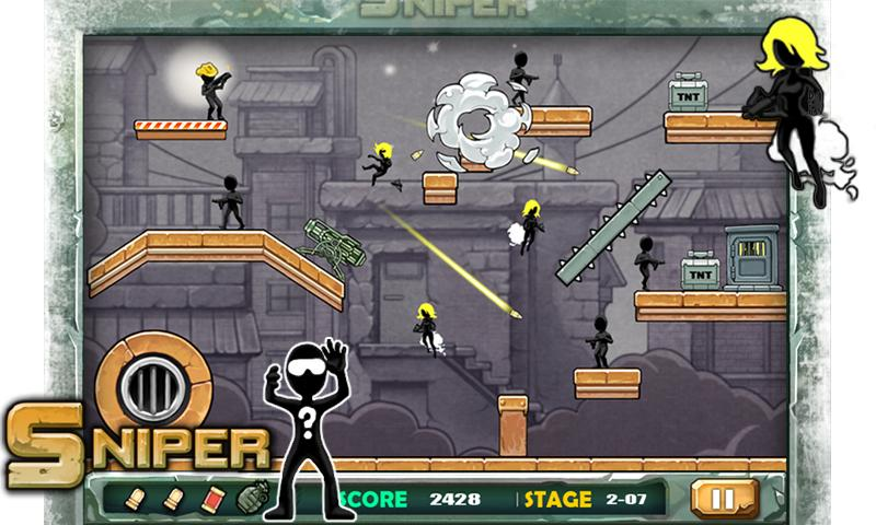 Sniper - Shooting games- screenshot