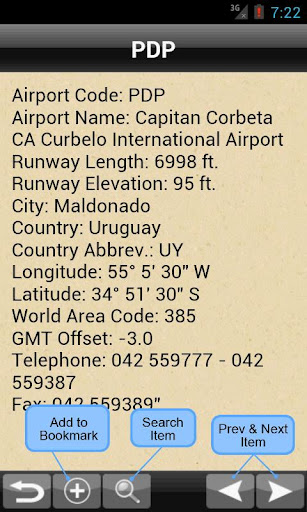 【免費書籍App】Airport Code Plus+-APP點子