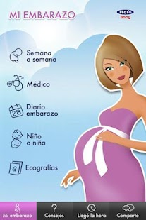 Mi embarazo al día- screenshot thumbnail