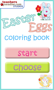 Easter Eggs Coloring Game- screenshot thumbnail