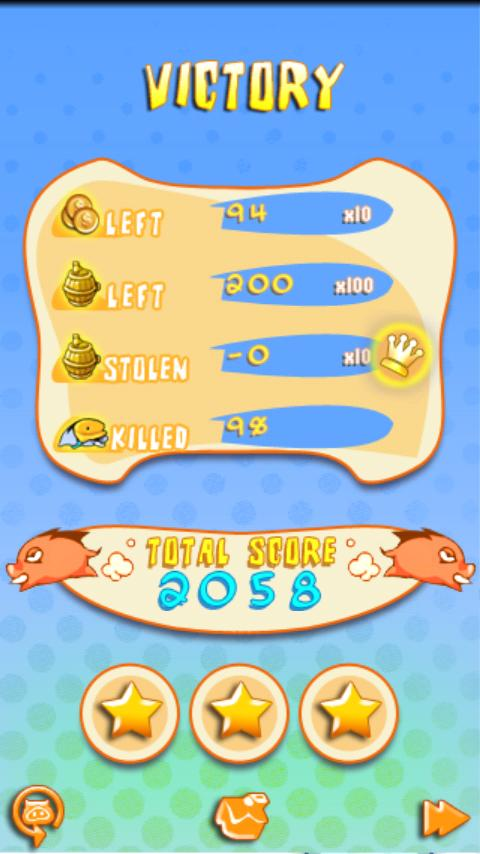 Greedy Pigs LITE - screenshot