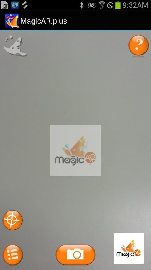 MagicAR.Plus- スクリーンショット