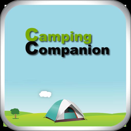 Camping Companion LOGO-APP點子