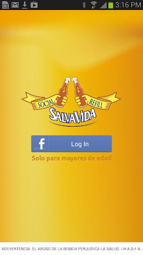 【免費生活App】Social Refill-APP點子