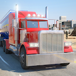 Truck Driver 3D: Extreme Roads 1.23 Apk