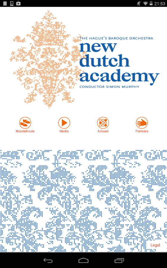 New Dutch Academy - screenshot