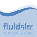 fluidsim live wallpaper (free) logo