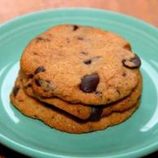 Chocolate Chip Cookies (High-Protein, Dairy-Free, Gluten-Free) Recipe.