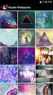 Hipster Wallpapers - screenshot thumbnail