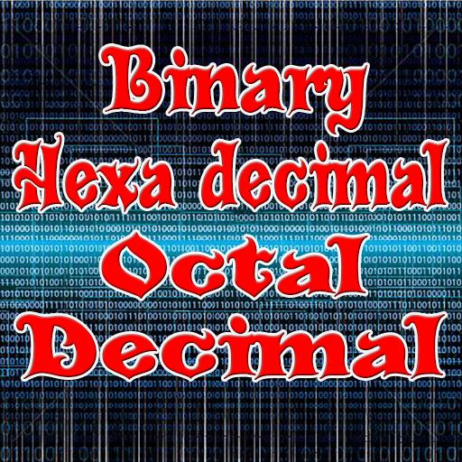 Converter Bin Octal Hex Dec