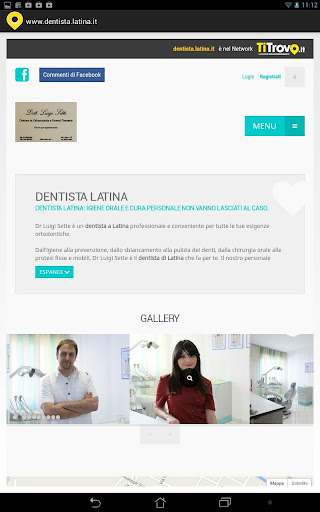 Dentista Latina