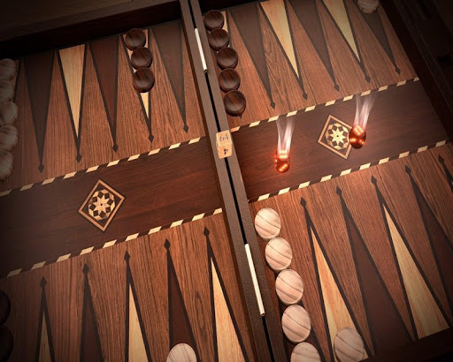 Backgammon WP