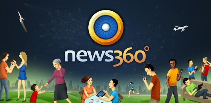 News360 for phones and tablets on the Play Store