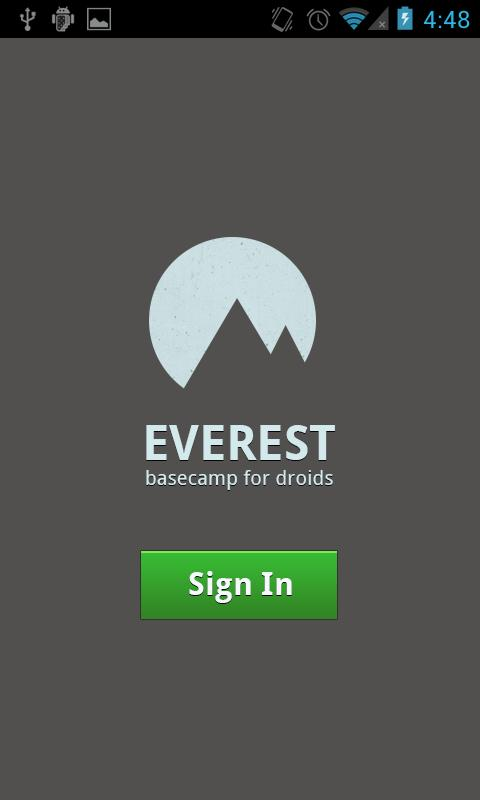 Everest - for Basecamp - screenshot