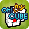Oh my Cube icon