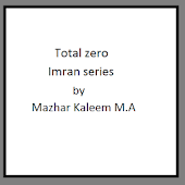 Total Zero Imran series