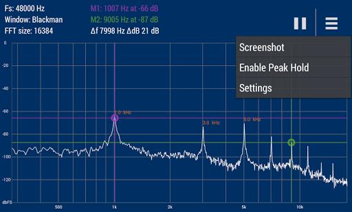 Advanced Spectrum Analyzer PRO