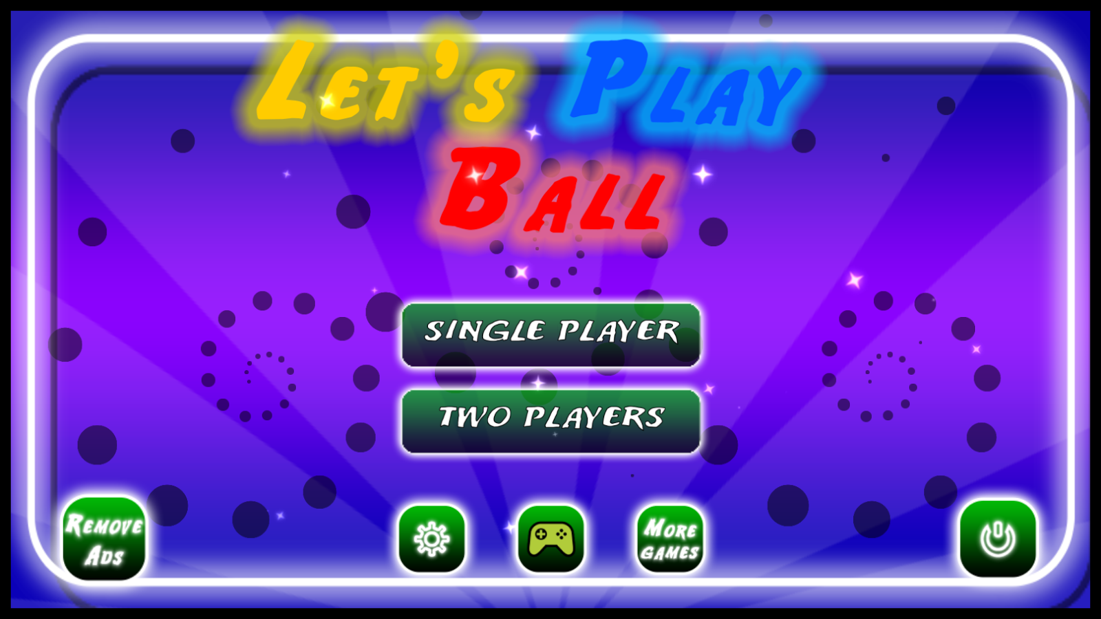 Let's Play Ball- screenshot