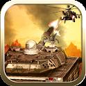 Tank Helicopter Urban Warfare icon