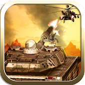 Tank Helicopter Urban Warfare