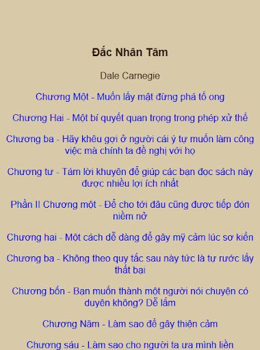 【免費書籍App】Dac Nhan Tam Full-APP點子