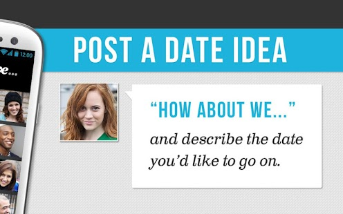 HowAboutWe Dating - screenshot thumbnail