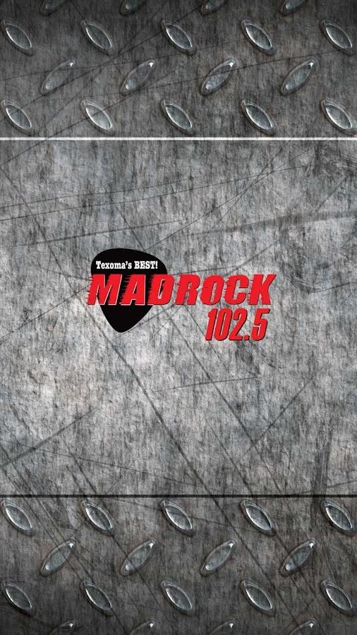 Mad Rock 102.5 - screenshot