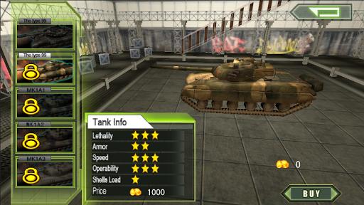 坦克大戰3D-FPS