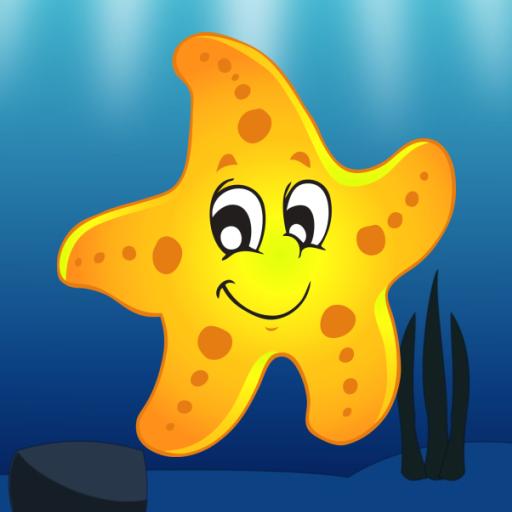 Sea Animals Memory Game 棋類遊戲 LOGO-玩APPs