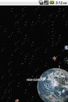 Screenshot of SpaceRocket FREE