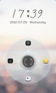 ZANYWAY GO Holistic Theme - screenshot thumbnail